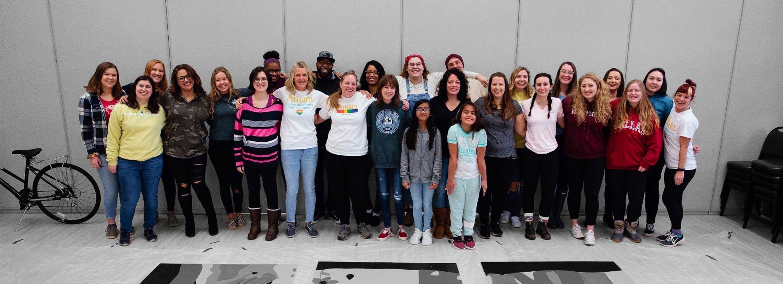 Group of Amara staff and volunteers